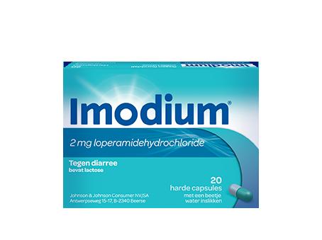 Imodium Tegen Diarree Behandelen Van Diarree Met Imodium